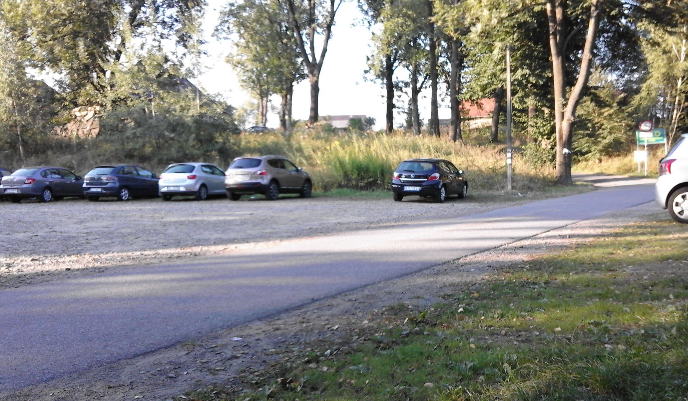 Parking ROD Falkowa